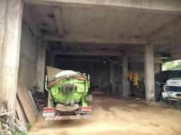 RB - Galpão com 200 m2 em um terreno de 300 m2 em Itapuéra da Barra