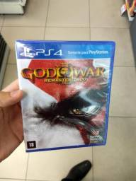 Jogo ps4 GOW 3 god of war III play 4