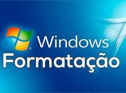 Formatação e Manutenção de Computador - R$ 49,00