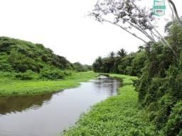 Ótimo Sítio em barra do Pojuca de 56.000 m² com dois rios