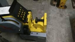 Máquina para cortar Vergalhão (Trifásica) - Sem Uso NOVA