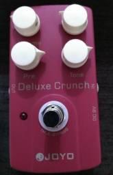Pedal distorção deluxe crunch (novo)
