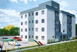 Apartamento à venda, 53 m² por R$ 155.000 - Planta Bairro Weissópolis - Pinhais/PR