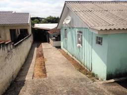 Casa residencial terreno 480 m² (12x40), com 3 casas, rua araruna, nº407, pinheirinho.