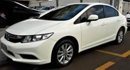 HONDA CIVIC LXS 1.8 16V FLEX AUTOMATICO - 2014