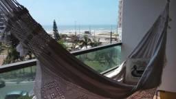 Alugo linda kitnet frente ao mar !