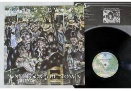 Rod Stewart - A Night on the Town - LP Vinil - Japonês
