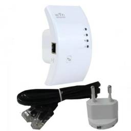 Repetidor Prolongador Expansor Sinal Wifi Wireless 300mbps