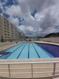 Alugo apartamento 2 quartos com suite e varanda roseira em paulista