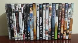 DVDs e Fitas VHS - 3 por 10,00