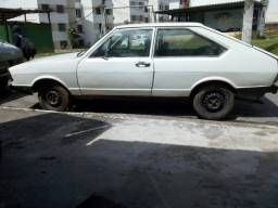 VW Passat Flash Branco 1987