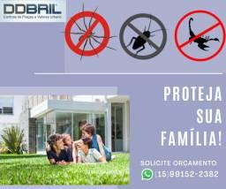 DDBRIL - Controle de Pragas e Vetores Urbanos