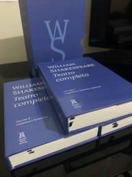 Box William Shakespeare Livros Obras - Teatro Completo comprar usado  Fortaleza