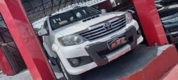 Toyota Hilux Diesel 3.0 4x4 SW4 SRV 2014 7 Lugares