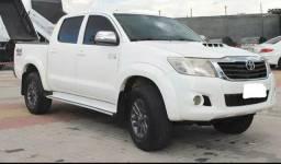 Hilux Cd4x4 Srv Automática 2013 Diesel - 2013