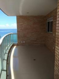 Anetti Vitali Club Residence - Praia de Itaparica 3Q (1 suíte), 2 vagas e vista para o mar