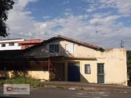 Casa residencial à venda, Santa Cruz, Jaguariúna.