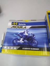 Bateria Moura ma9-e next250 XT600 com entrega em todo Rio!