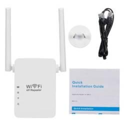 (NOVO) Repetidor De Sinal Wifi Extensor Replicador
