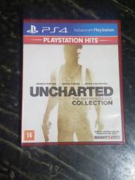 Uncharted Collection ( Uncharted 1,2,3)