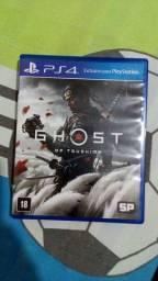 Ghost of Tsushima PS4 (usado)