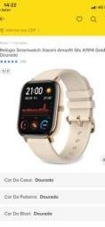 Vendo relógio xiaomi gts NOVO!