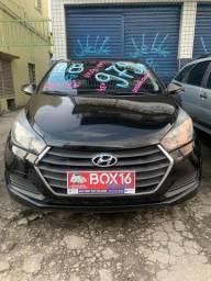 Hb20 Sedan 1.6  2018 Gnv , Aut ... Ent : 6.000 + 48x 979,00