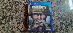 Call Of Duty ww2 - Ps4 Mídia Física