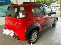 Carro Fiat uno 1.0