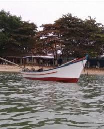 Embarcação para arrasto de camarão