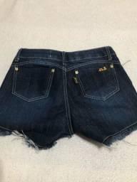 Shorts e body