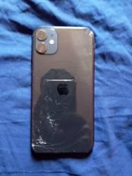 Iphone 11 Traseira trincada