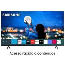 "Smart TV Led 70"" Uhd 4K Samsung Crystal, Loja! Melhor preço!"
