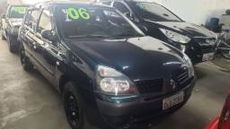 Renault Clio expression 1.6 Flex 2006