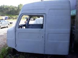 Cabine Caminhão Volvo EDC Teto Alto