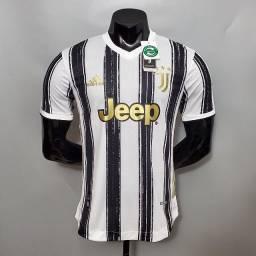 Camisa Juventus Home 2020 / 2021 - Jogador