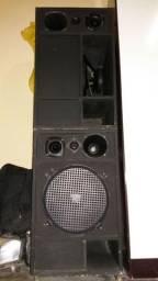 V/t duas caixa de som ( leia a descrição)
