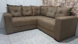 Sofa de Canto a Pronta Entrega