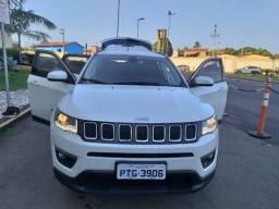 Jeep Compass ano e modelo 2018 com apenas 21 mil km rodado