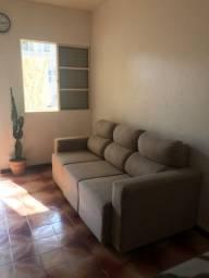 Sofá 3 lugares retrátil R$800,00