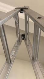 Escada 5m aluminio