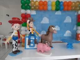 Vendo lote de decoração infantil