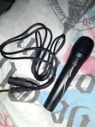 Microfone está rachado mas funciona perfeitamente