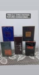 Venda de cosmeticos de marcas variadas