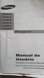 TV Samsung LN52N81B 52?