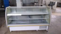 Balcão Refrigerado com 1 placa fria Gelopar 127V usado 175