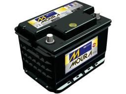 Bateria Moura 60ah (preço à vista)