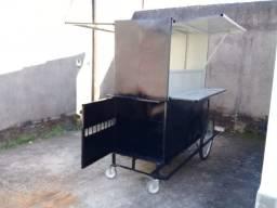 Trailer , carrocinha de lanche, food bike , carrinho de lanche