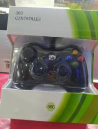 Novo controle Xbox 360 usb