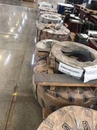 Slitters Diversos de Aço e Barramentos - Aproximadamente 14,5 ton. - #4212